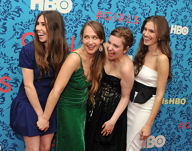 """HBO With The Cinema Society Host The New York Premiere Of HBO's """"Girls"""":ニュース(壁紙.com)"""