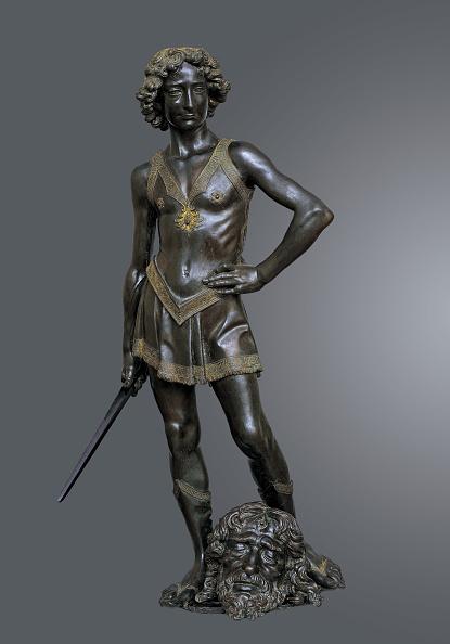 Sculpture「David Victorious Over Goliath」:写真・画像(18)[壁紙.com]