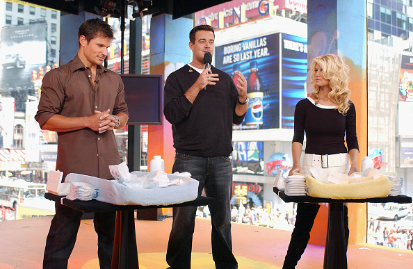 Cable Television「Carson Daly, Nick Lachey And Jessica Simpson」:写真・画像(11)[壁紙.com]