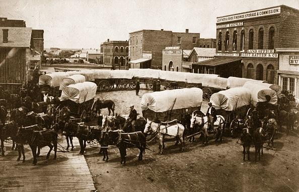 Congregation「Covered Wagons」:写真・画像(11)[壁紙.com]