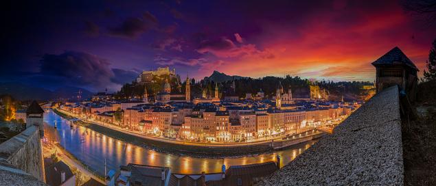 Music Festival「City of Salzburg, Salzburger Land, Austria」:スマホ壁紙(14)