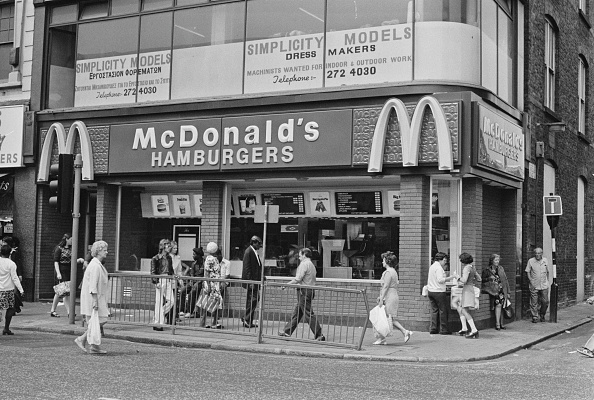 Human Interest「Seven Sisters Road Branch Of McDonald's」:写真・画像(11)[壁紙.com]
