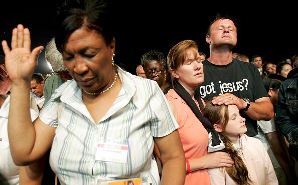 Preacher「Billy Graham Takes His Crusade To New York City」:写真・画像(8)[壁紙.com]