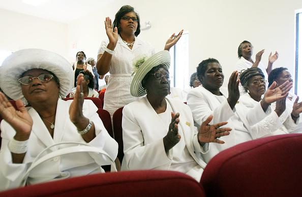 Methodist「Lower Ninth Ward Church Closed Since Katrina Reopens」:写真・画像(11)[壁紙.com]