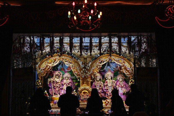 Dan Kitwood「Diwali Festival Of Light Celebrated In The UK」:写真・画像(8)[壁紙.com]