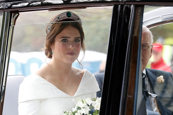 Princess Eugenie「Princess Eugenie Of York Marries Mr. Jack Brooksbank」:写真・画像(2)[壁紙.com]