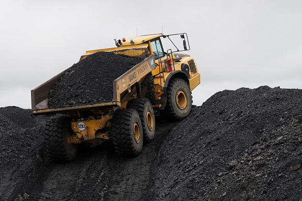 Coal Mine「One Of England's Last Coal Mines Extracts Final Load」:写真・画像(7)[壁紙.com]