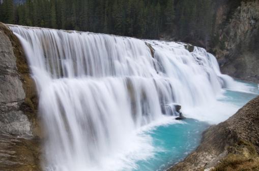 Yoho National Park「Wapta Falls, Yoho National Park British Columbia」:スマホ壁紙(13)