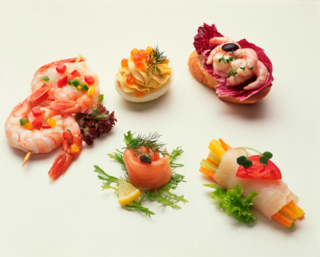 Choosing「Seafood appetizers」:スマホ壁紙(17)
