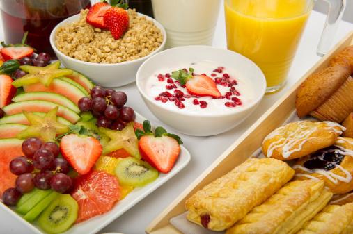 Buffet「Continental Breakfast Buffet」:スマホ壁紙(11)