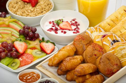 Buffet「Continental Breakfast Buffet」:スマホ壁紙(9)