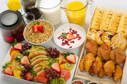 Buffet「Continental Breakfast Buffet」:スマホ壁紙(0)
