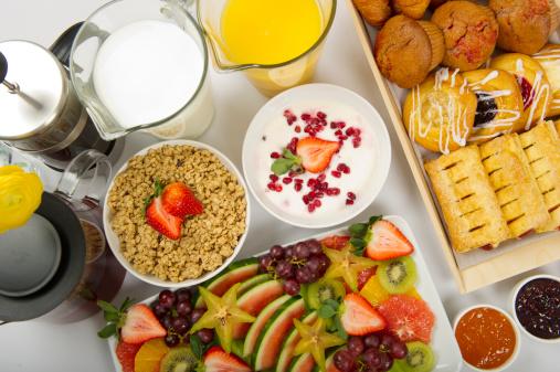 Teapot「Continental Breakfast Buffet」:スマホ壁紙(12)