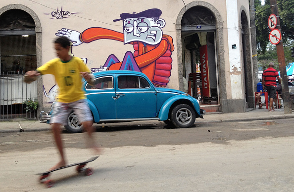 ネイマール「Daily Life in Rio de Janeiro」:写真・画像(12)[壁紙.com]