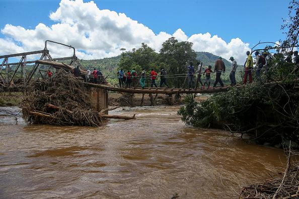 Bridge - Built Structure「Zimbabwe Recovers From Cyclone Idai」:写真・画像(4)[壁紙.com]
