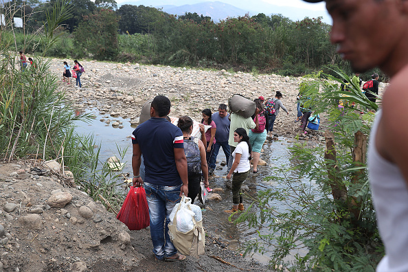 Latin America「Colombian Border Towns See Influx Of Venezuelans Crossing Amid Country's Political Turmoil」:写真・画像(13)[壁紙.com]