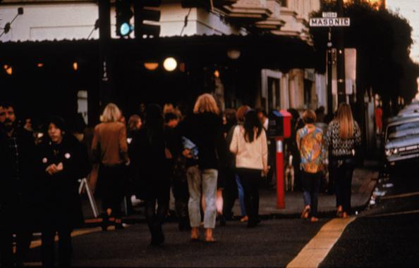 カリフォルニア州 サンフランシスコ「Intersection In Haight Ashbury」:写真・画像(18)[壁紙.com]