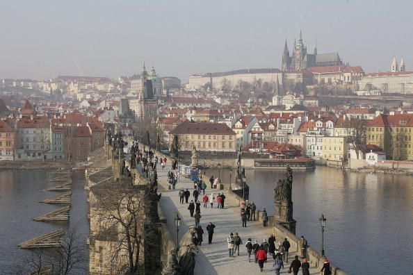 風景「Prague to Celebrate Mozart's 250th Birthday」:写真・画像(13)[壁紙.com]