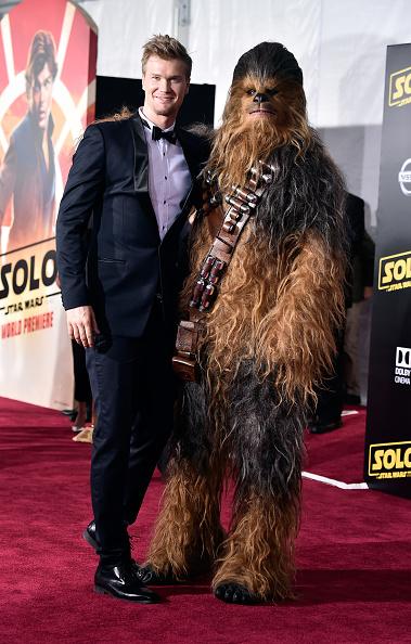1人「Premiere Of Disney Pictures And Lucasfilm's 'Solo: A Star Wars Story' - Arrivals」:写真・画像(3)[壁紙.com]