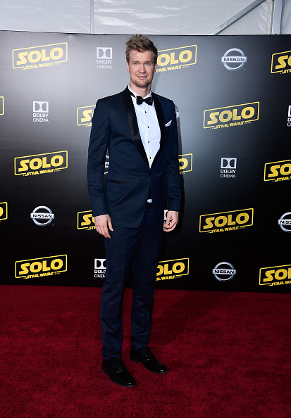 Frazer Harrison「Premiere Of Disney Pictures And Lucasfilm's 'Solo: A Star Wars Story' - Arrivals」:写真・画像(16)[壁紙.com]