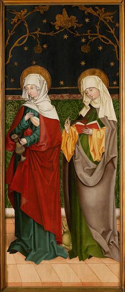 Religious Saint「Saint Elizabeth Of Hungary And Saint Margaret」:写真・画像(10)[壁紙.com]