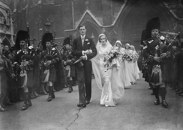 スコットランド文化「Wedding Of Millionaire Lord」:写真・画像(7)[壁紙.com]