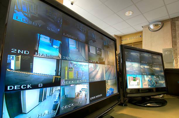 Security Monitoring Station:スマホ壁紙(壁紙.com)