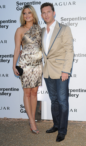 Bedding「The Serpentine Gallery Summer Party - Arrivals」:写真・画像(9)[壁紙.com]