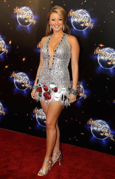 Halter Top「BBC One Strictly Come Dancing 2011 - Press Launch」:写真・画像(17)[壁紙.com]
