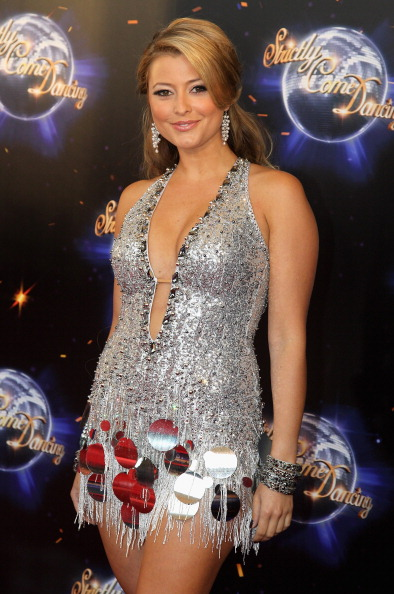 Halter Top「BBC One Strictly Come Dancing 2011 - Press Launch」:写真・画像(16)[壁紙.com]