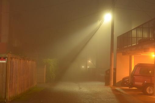 Alley「Alley in the dark」:スマホ壁紙(17)