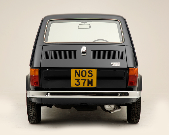 Collector's Car「1974 Fiat 126」:写真・画像(18)[壁紙.com]