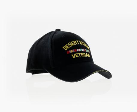 縁なし帽子「Desert storm veteran's baseball cap」:スマホ壁紙(1)
