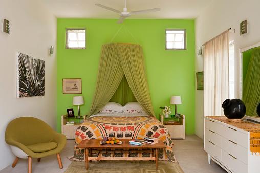 Ceiling Fan「Airy Mexican Home」:スマホ壁紙(4)