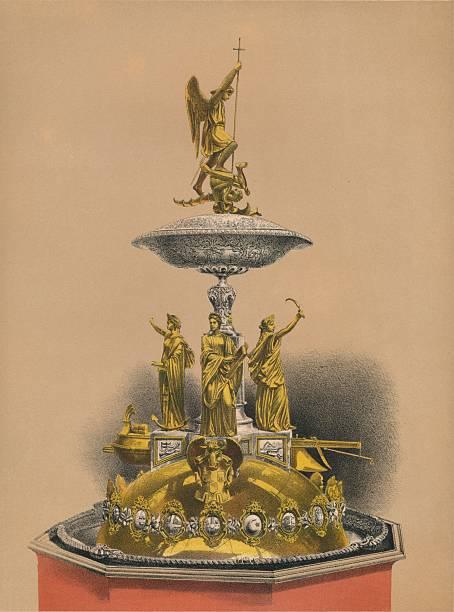 Presentation Piece To The Burgomaster C De Bruckere 1893:ニュース(壁紙.com)