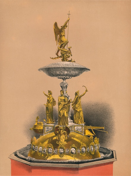 Costume Jewelry「Presentation Piece To The Burgomaster C De Bruckere 1893」:写真・画像(13)[壁紙.com]