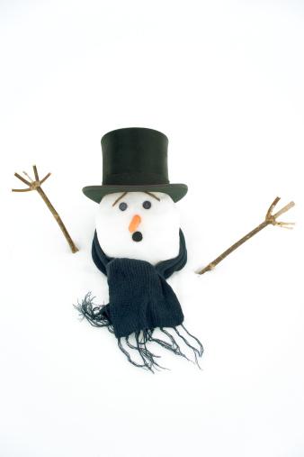 雪だるま「そののスノーマンスノー。」:スマホ壁紙(12)