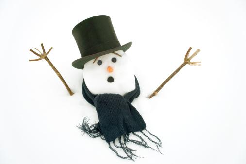 雪だるま「そののスノーマンスノー。」:スマホ壁紙(3)