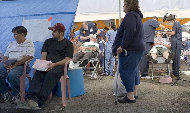 Rural Families Seek Free Health Care At Weekend Clinic:ニュース(壁紙.com)