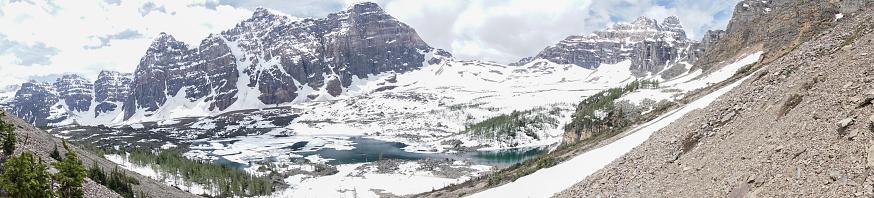 Sunlight「10 のピーク、バンフ国立公園、カナダの谷」:スマホ壁紙(14)