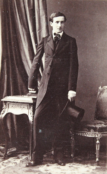 Prince - Royal Person「John Ii Prince Of Liechtenstein (1840-1929) From 1858 Until His Death Prince Of Liechtenstein And Member Of The Austrian Mansion. About 1865. Photograph By Disderi & Cie. Paris.」:写真・画像(7)[壁紙.com]