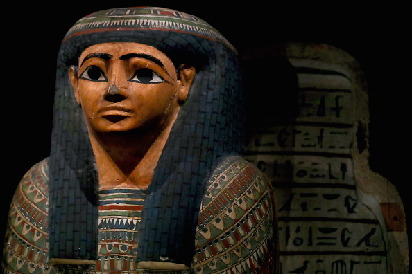Coffin「Queens of the Nile Exhibition At Rijksmuseum van Oudheden」:写真・画像(15)[壁紙.com]