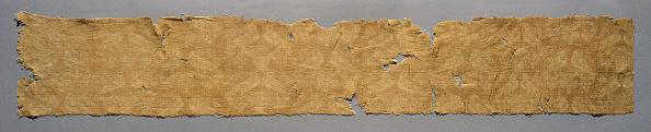 Costume Jewelry「Figured Woven Silk Textile Fragment With Birds」:写真・画像(5)[壁紙.com]