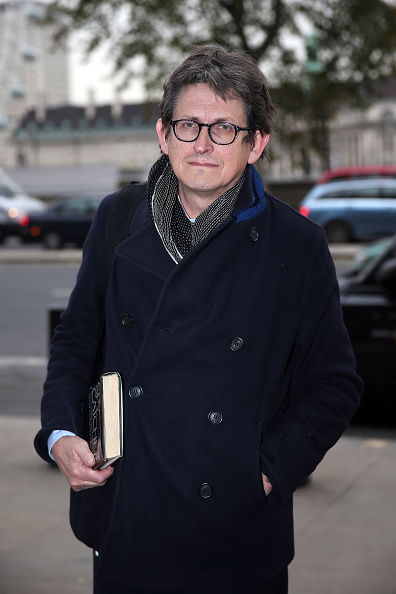 Publication「Guardian's Editor Alan Rusbridger Appears In Front Of The Home Affairs Committee」:写真・画像(13)[壁紙.com]