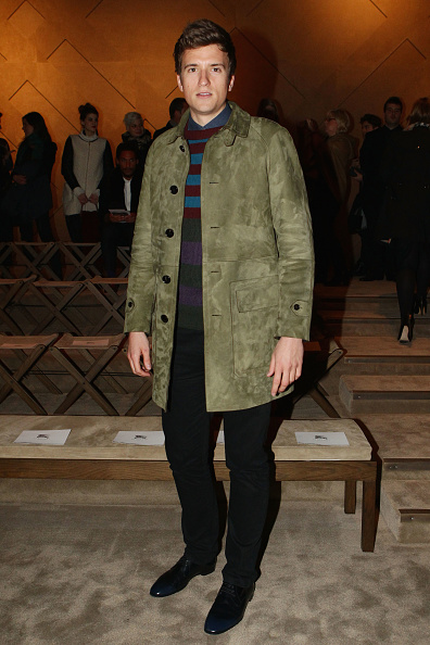 Entertainment Event「Burberry Prorsum: Front Row - Milan Fashion Week Menswear Autumn/Winter 2013」:写真・画像(10)[壁紙.com]