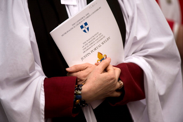 Anglican「The Enthronement Of The 105th Archbishop Of Canterbury Justin Welby」:写真・画像(10)[壁紙.com]