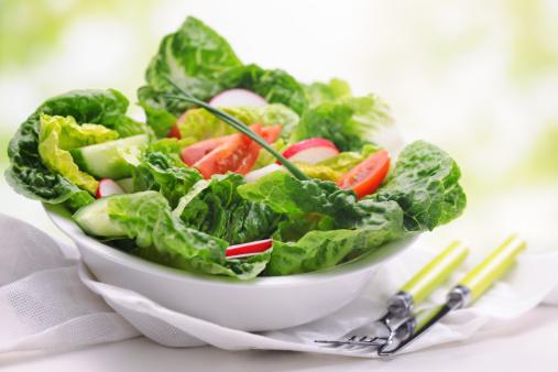 Radish「Delicious green salad」:スマホ壁紙(14)