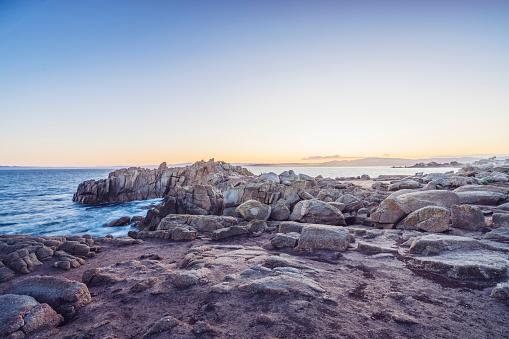 California State Route 1「scenic carmel beach of Carmel-by-the-Sea,California」:スマホ壁紙(1)