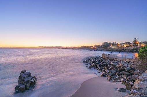 California State Route 1「scenic carmel beach of Carmel-by-the-Sea,California」:スマホ壁紙(7)