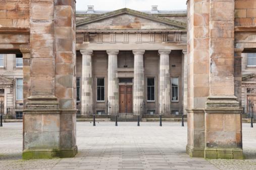 Glasgow - Scotland「Glasgow High Court of Justiciary」:スマホ壁紙(5)